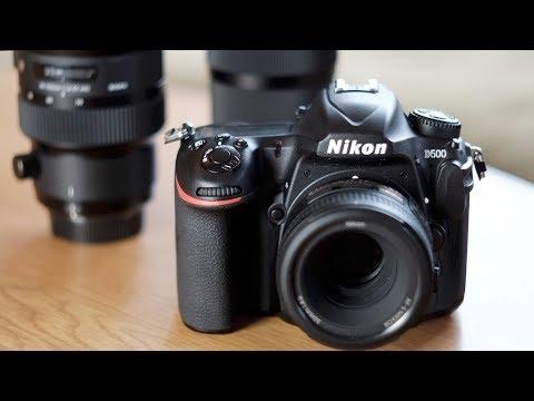 DSLR vs Mirrorless - 5 Reasons to Buy a Nikon D500