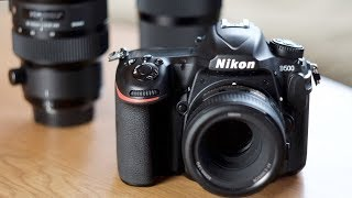 DSLR vs Mirrorless - 5 Reasons to Buy a Nikon D500