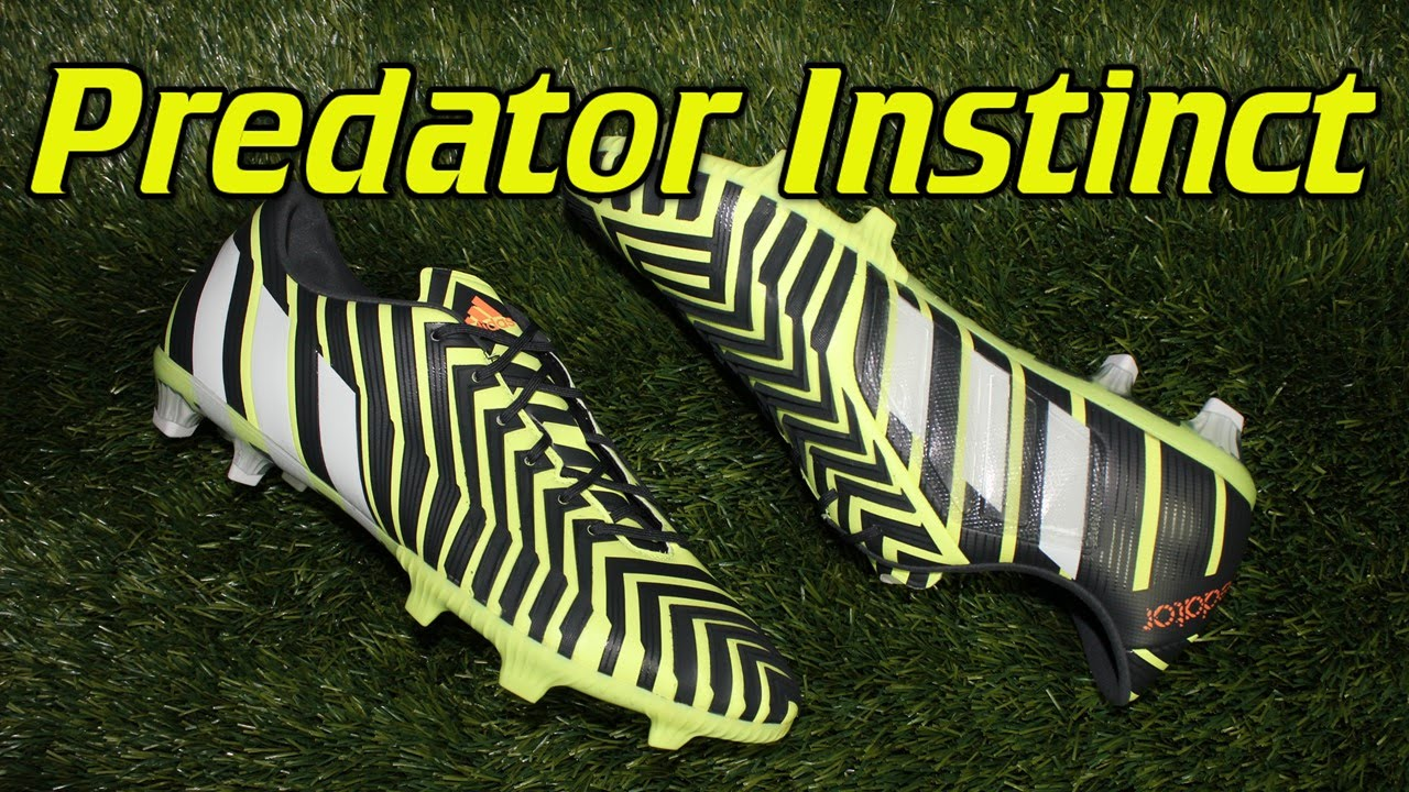 ecd4bcd95e7 Adidas Predator Instinct Light Flash - Review + On Feet - YouTube
