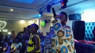 Dladla Mshunqisi - Amalukuluku live @ Kwa Ace, Khayelitsha, Cape Town opholamedia