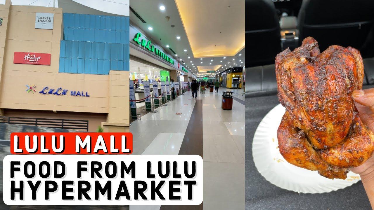 ലുലുവിൽ പോയി ഫുഡ് മേടിച്ചപ്പോൾ !! | Lulu Hypermarket | Delicious Kerala