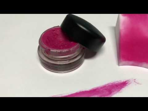 How to make blush with stuff at home😱!!