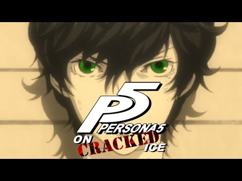 Persona 5 on Cracked Ice