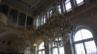 Антураж и монументальность залов. Эрмитаж(На протяжении 150 лет дворец являлся парадной императорской резиденцией. В ноябре 1917 года он был объявлен..., 2016-02-20T21:12:11.000Z)