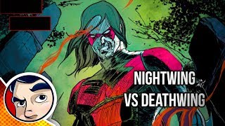 """Nightwing """"Nightwing Must Die"""" - Rebirth Complete Story   Comicstorian"""