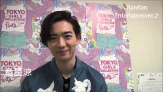 2016年3月19日に開催された『第22回 東京ガールズコレクション2016 SPRI...