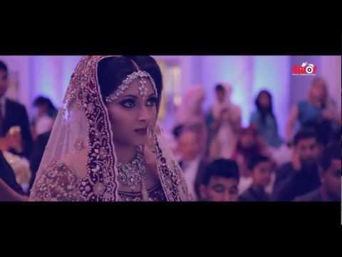 Asian Wedding Video   Bengali Wedding   Hamim and Nadira