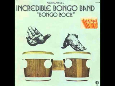 Incredible Bongo Band - Bongo rock lp funk breaks b-boy