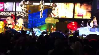 Ocean Park Lantern Float-Chinese New Year Parade-Hong Kong-