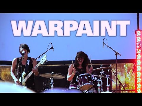 Warpaint Jam (FYF 2010)