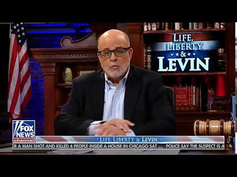Life, Liberty & Levin 10/13/19 | Mark Levin Breaking Fox N­e­w­s O­c­t­o­b­e­r 13, 2019