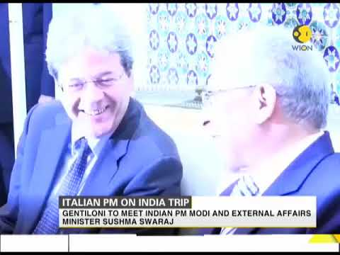 Italy PM Paolo Gentiloni to visit India