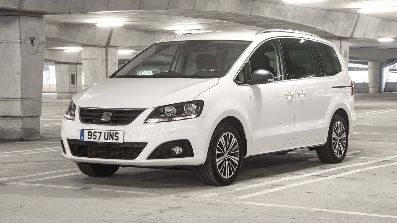 seat alhambra mpv 2018 review auto today youtube. Black Bedroom Furniture Sets. Home Design Ideas