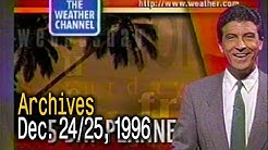The Weather Channel Archives - Dec. 24, 1996 - 2am - 6am