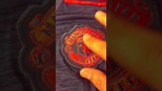 Bestcheapsoccer.com 16-17 Blue Manchester United Unboxing Review