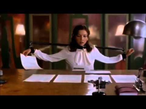 Secretary - Opening Sequence - Maggie Gyllenhaal