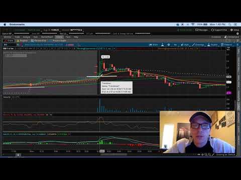 Trading Penny Stocks Up 8% Today I BW & TNDM