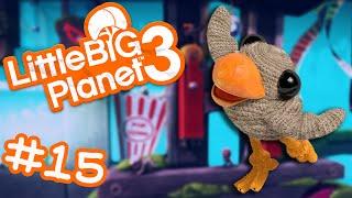 LittleBigPlanet 3 #15 - VOA VOA PASSARINHO!