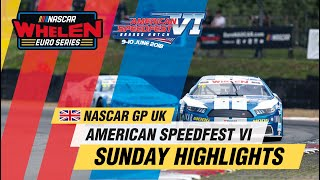Sunday Highlights | NASCAR GP UK 2018