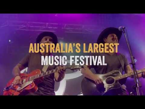 Tamworth - Australia's Largest Music Festival Mp3