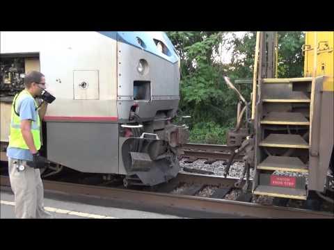 CSX Helps Amtrak PO90