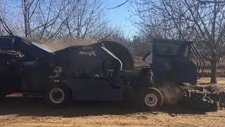 Nut hustler pecan equipment