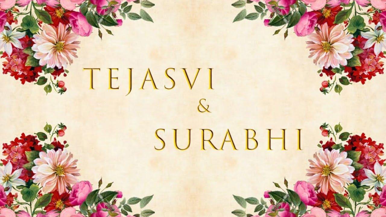 Tejasvi & Surabhi