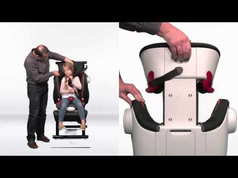 britax r mer kidfix ii xp kidfix ii xp sict youtube. Black Bedroom Furniture Sets. Home Design Ideas