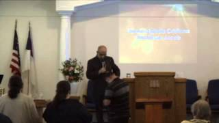 Servicio del 8/3/14 en Vivo desde La Tercera Iglesia Cristiana Estrella de Jacob
