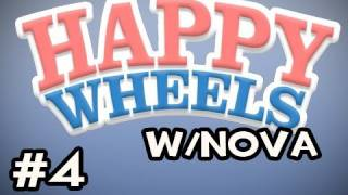 Happy Wheels w/Nova Ep.4 - Thats NOT A FINGER