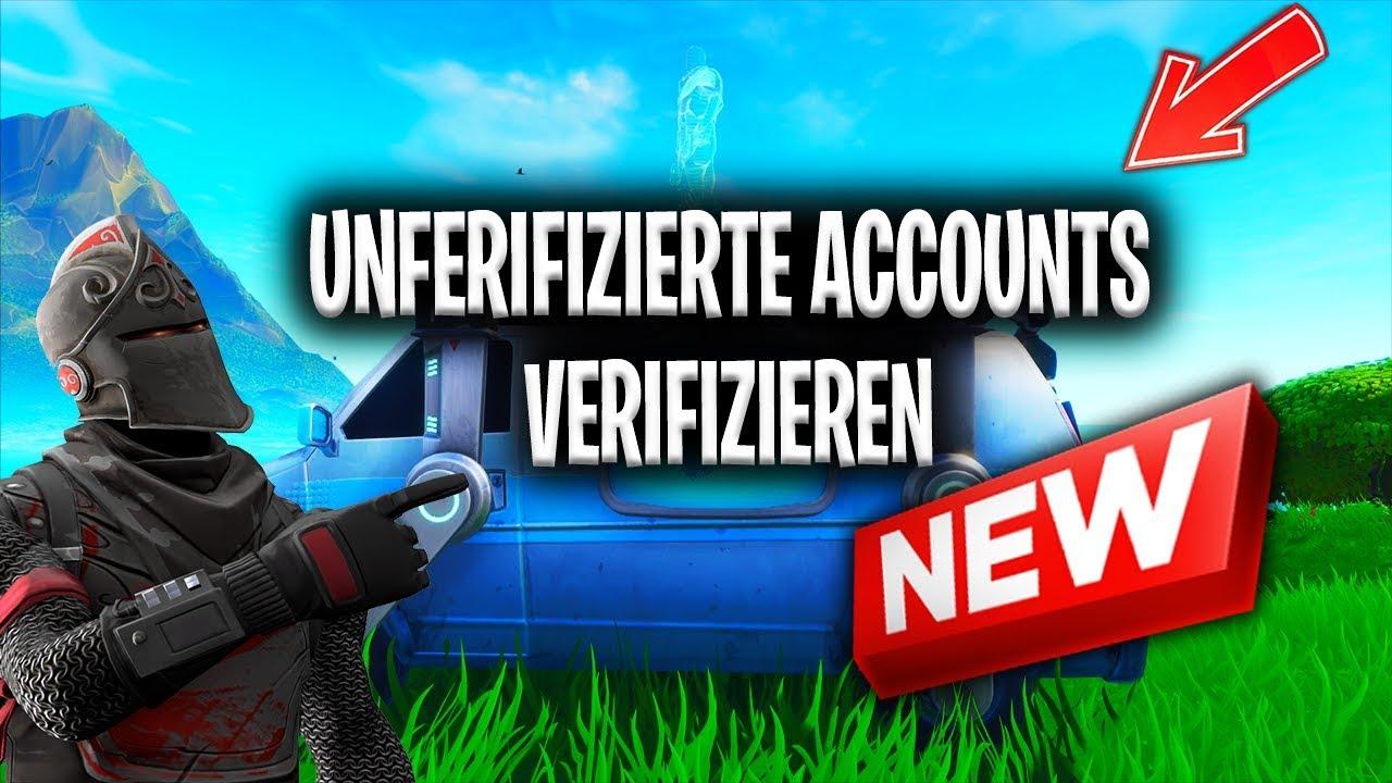 Account Verifizieren