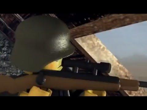 Лего 2 мировая война (3 Д ЛЕГО АНИМАЦИЯ)
