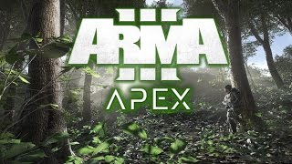 Arma 3 | APEX | Part 1 | WELCOME TO TANOA!!