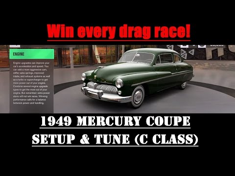 Win Every Drag Race in Forza Horizon 3!!! Level Up! Get Spins! Mercury Coupe Setup & Tune