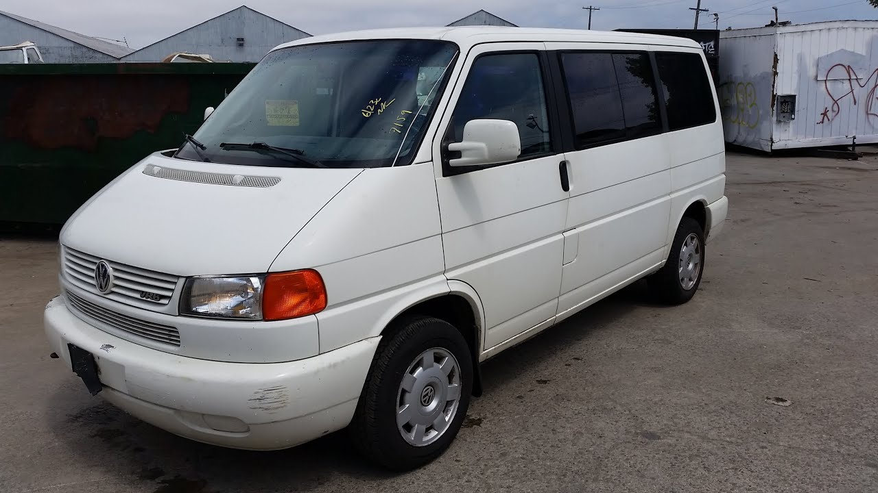 hight resolution of sold 1999 vw eurovan for sale cold ac look