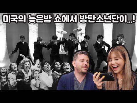 방탄소년단을 비틀즈와 계속 비교하던 미국 방송사 결국…… +해외반응