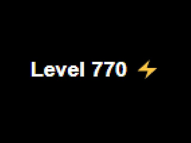 Candy Crush Saga Level 770 13 Moves Version (No boosters)