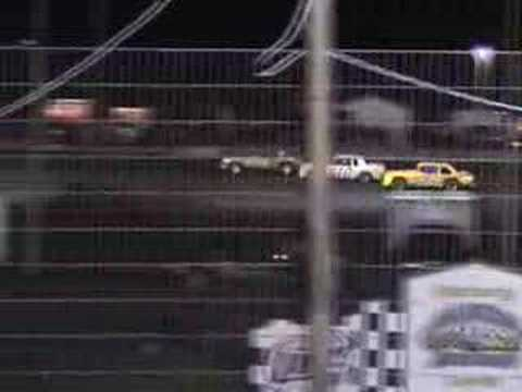Arlington Raceway Dirt Track