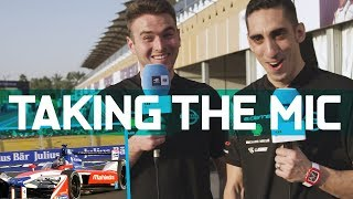 Taking The Mic: Marrakesh | Formula E Drivers React To Last Year