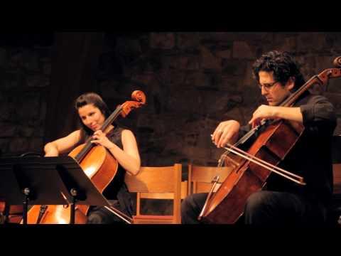 Handel - Sonata for two cellos in G minor, Opus 2, No.8