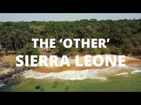 Make Sierra Leone you next tourist destination