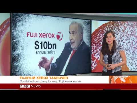 Leisha Santorelli BBC Asia Business Report February 1st 2018