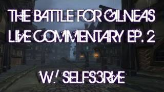 WoW Cataclysm: Battle for Gilneas Live Commentary Ep.2 w/ Selfs3rve [4.0.6- 85 Sub Rogue PvP]