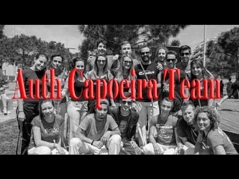 Auth Capoeira Team Thessaloniki Greece HD