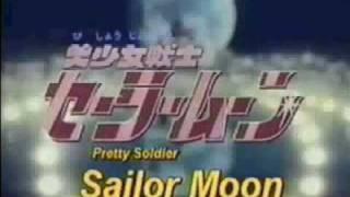 Russian Sailor Moon Opening