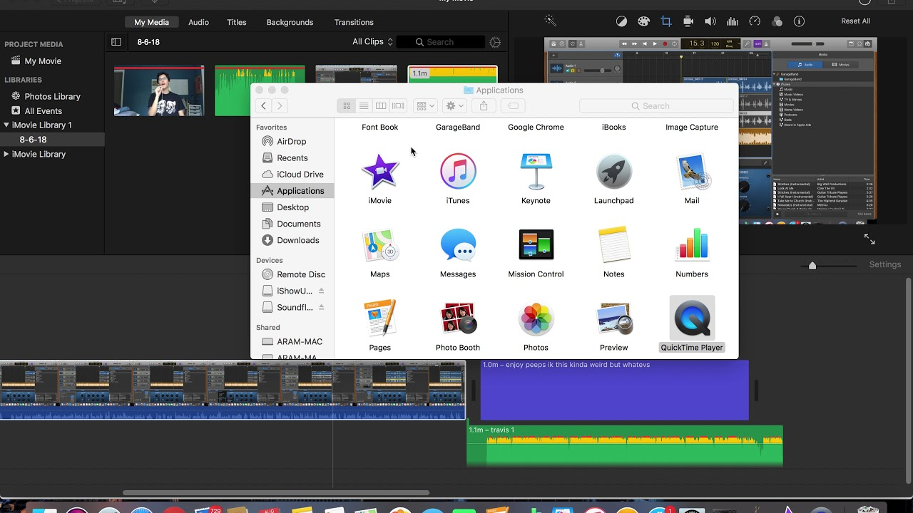 How to IMPORT SONGS FOR FREE on Garageband MAC and IOS - YouTube