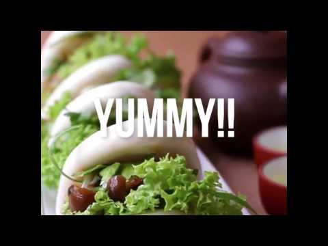 Tempting Teriyaki Sandwich Bun