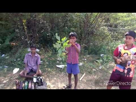 """Mima Peru Dhana Anjala"" Tamil Gaana Song Kutty Boys Funny Vieos"
