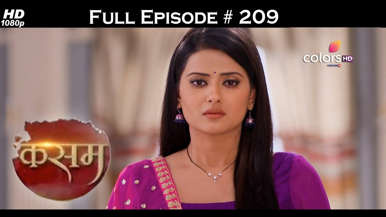 Kasam - 22nd December 2016 - कसम - Full Episode (HD) - YouTube