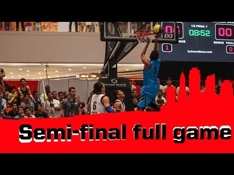 Jakarta (INA) v Manila West (PHI) - Semi-Final Full Game - Manila Masters